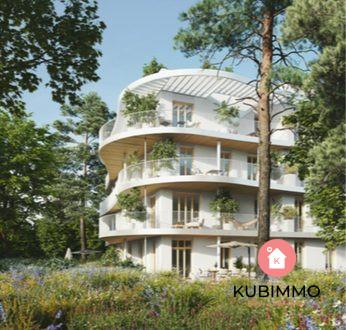 Appartement  4 pièces Le Vésinet  81 m²