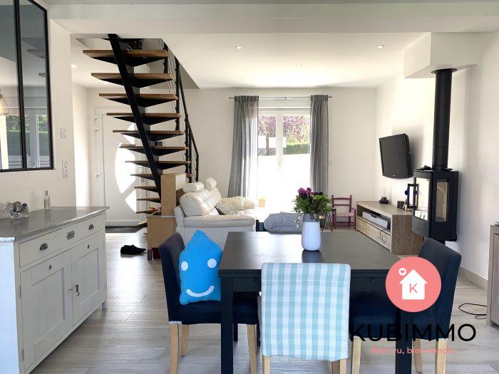 98 m²  5 pièces Orgeval  Maison
