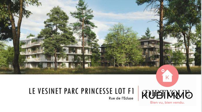 pièces  Le Vésinet  0 m² Programme immobilier