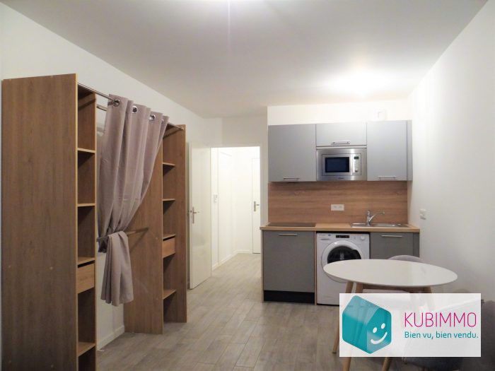 23 m² Appartement 1 pièces Chessy