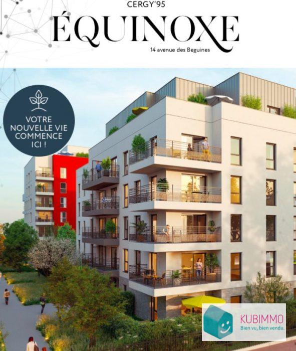 2 pièces  Cergy  45 m² Appartement