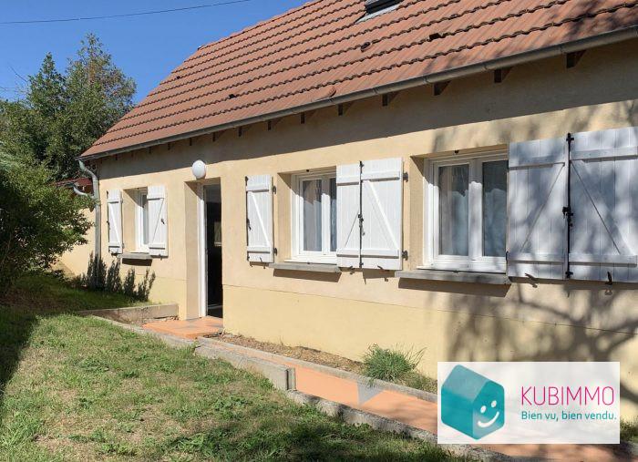 La Queue-lès-Yvelines  Maison 4 pièces  80 m²