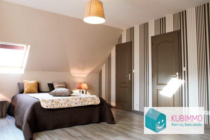 6 pièces  Saint-Germain-de-la-Grange  Maison 165 m²