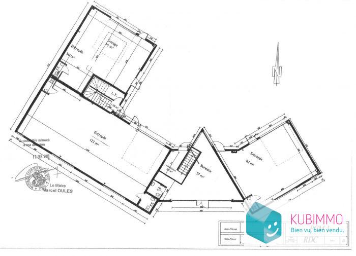 0 pièces 570 m² Immobilier Pro Chanteloup-en-Brie