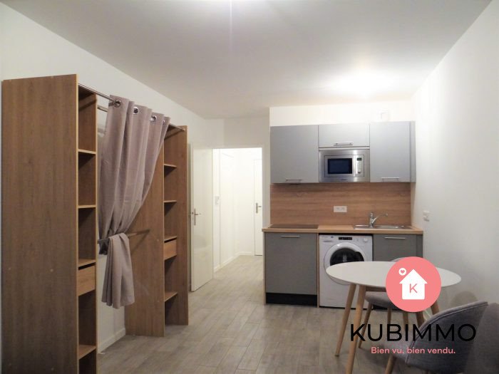 Appartement 23 m² 1 pièces Chessy