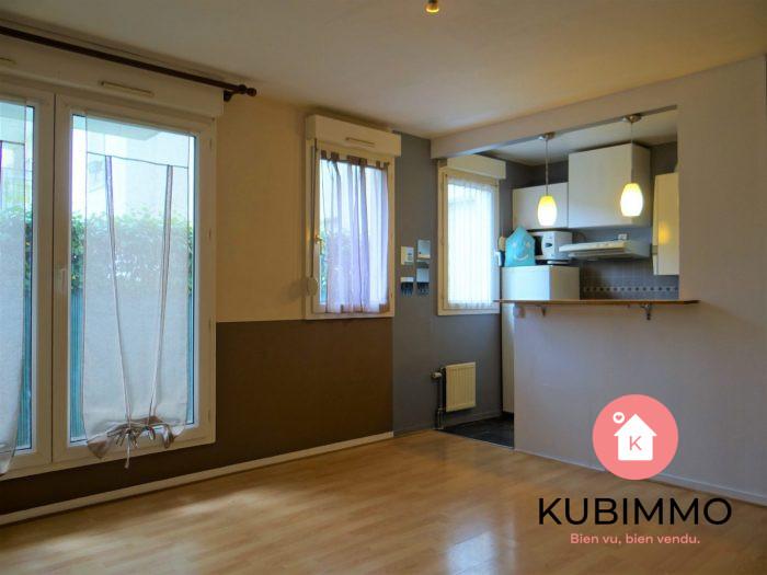 Bussy-Saint-Georges   39 m² Appartement 2 pièces