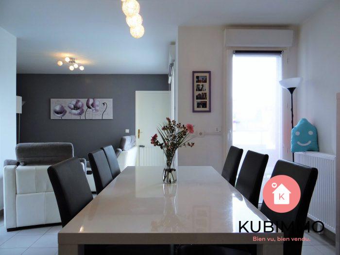 82 m²  Chanteloup-en-Brie  Appartement 4 pièces