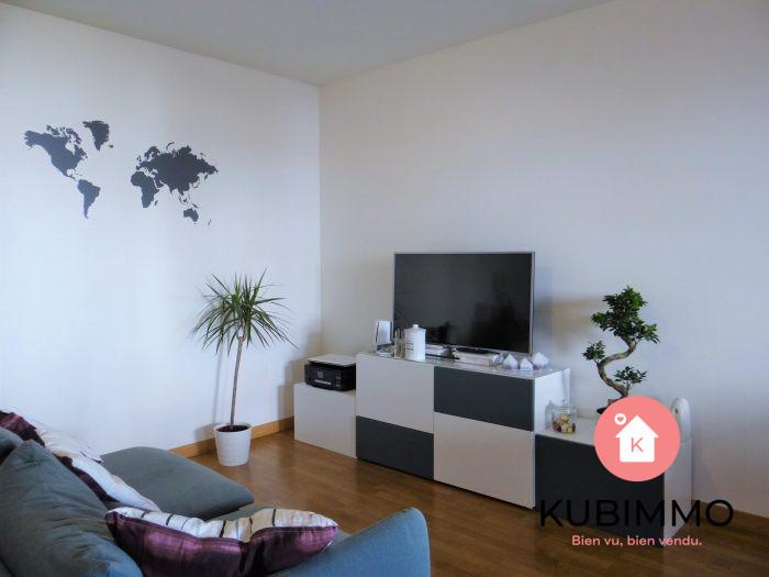 3 pièces  Montévrain  68 m² Appartement