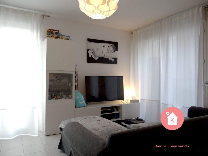 Montévrain   Appartement 61 m² 3 pièces