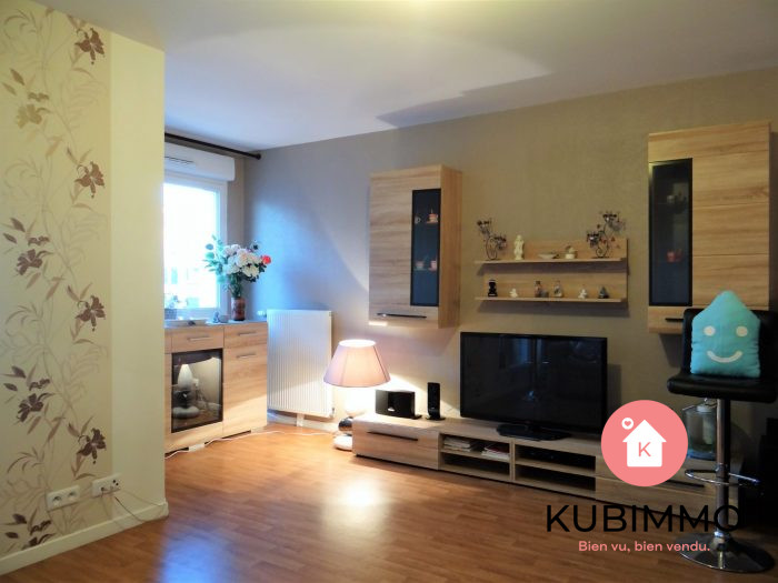 Appartement 62 m² Athis-Mons   3 pièces