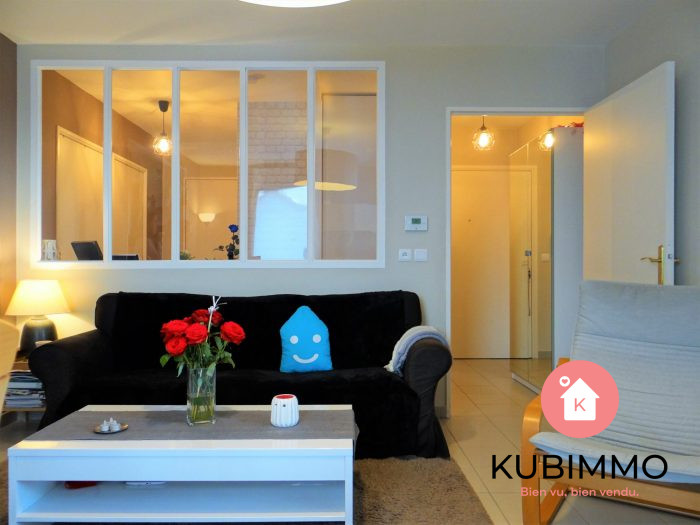 62 m² Chanteloup-en-Brie  3 pièces  Appartement