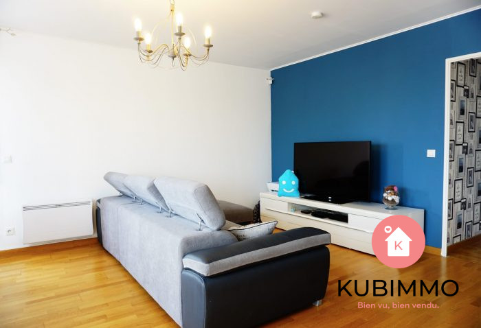 69 m² Appartement Chanteloup-en-Brie  3 pièces