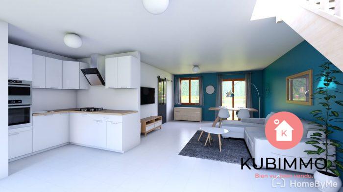4 pièces Maison Montévrain   91 m²