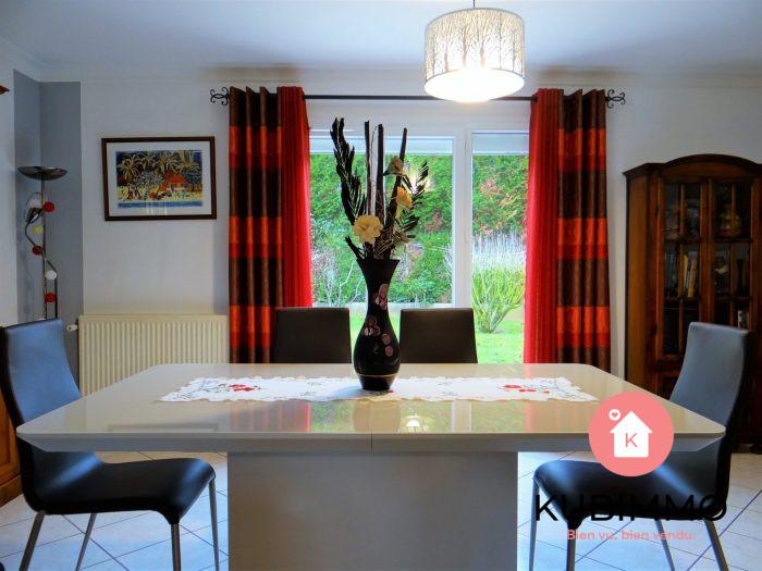 Chanteloup-en-Brie   149 m² Maison 7 pièces