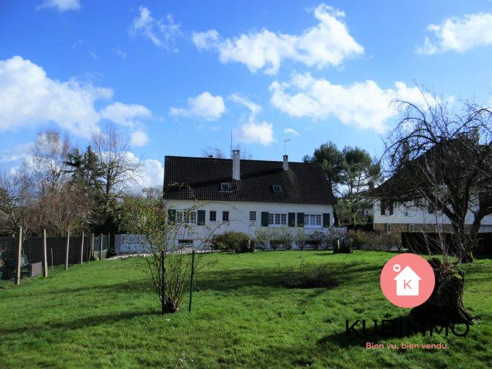 7 pièces Nanteuil-lès-Meaux   Maison 163 m²