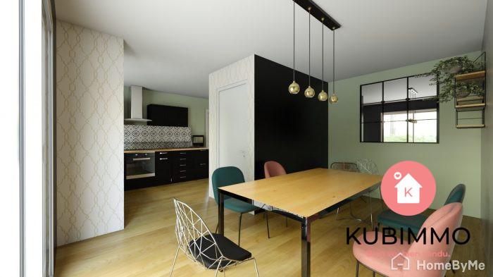chanteloup en brie  Maison 5 pièces 90 m²