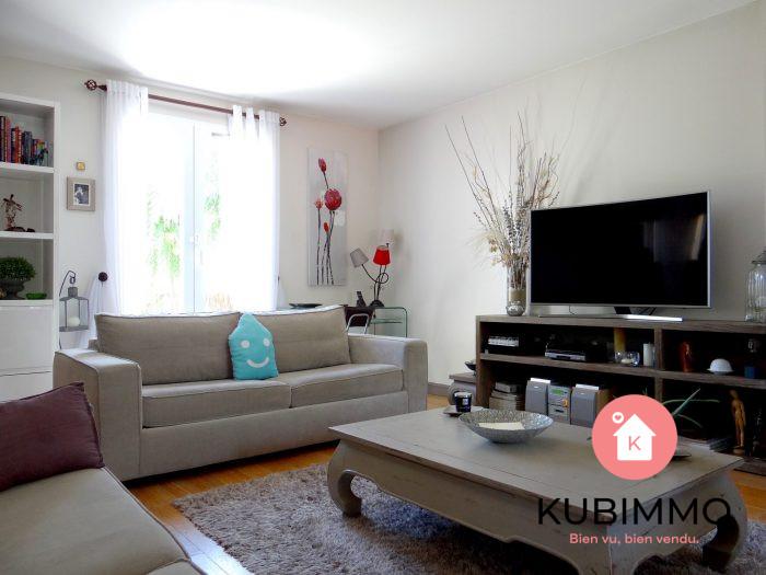6 pièces  Chanteloup-en-Brie  108 m² Maison