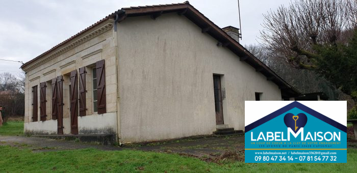 VenteMaison/VillaVILLENAVE-D ORNON33140GirondeFRANCE