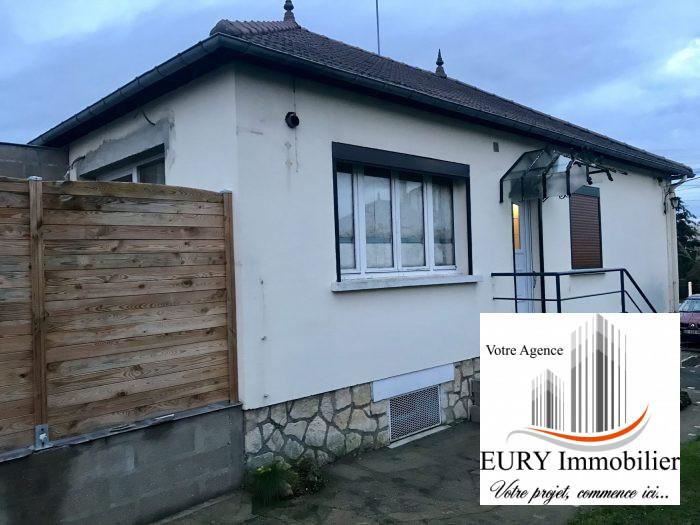 Maison individuelle beauvais hopital eury immobilier for Garage du centre beauvais
