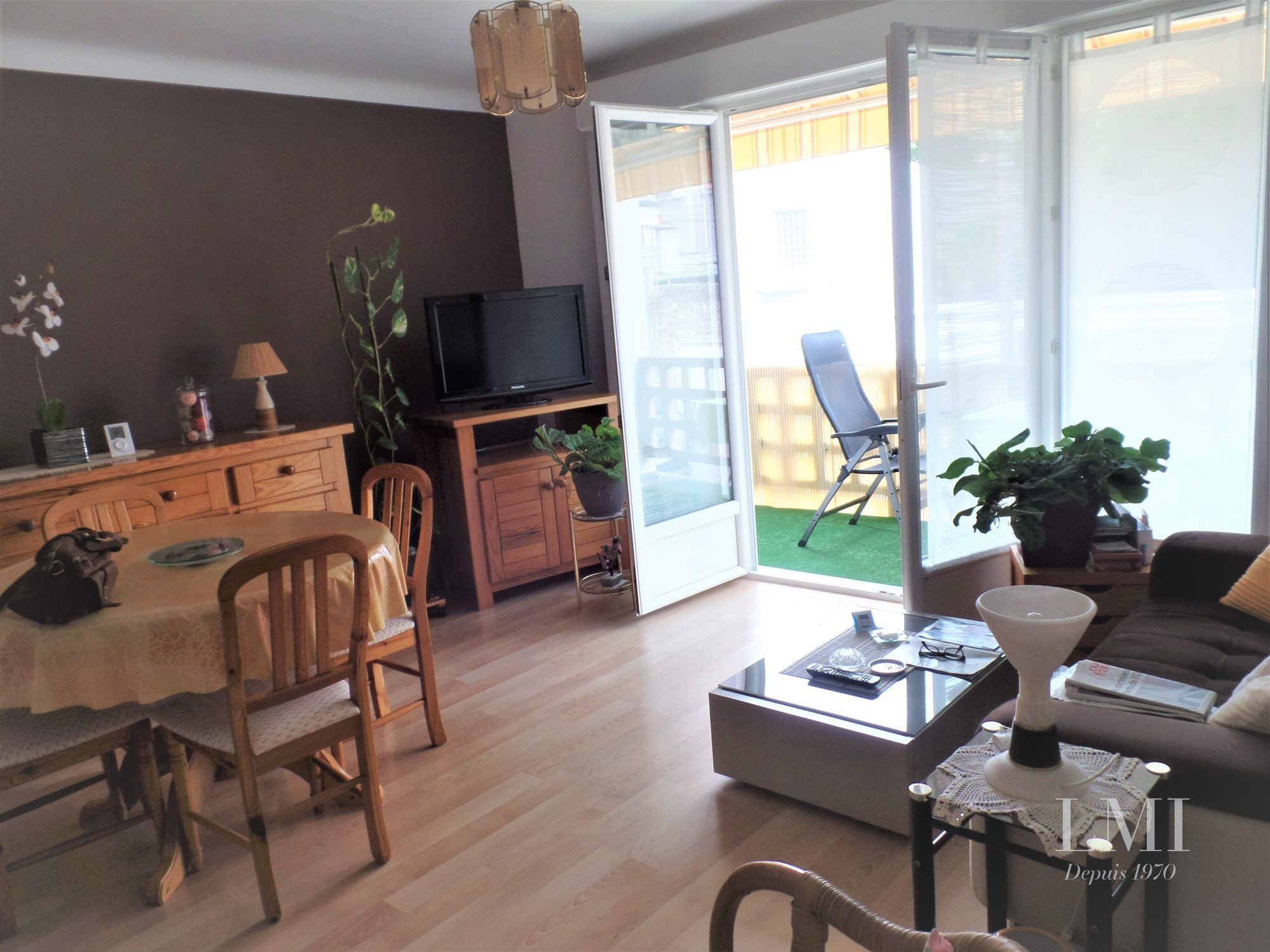 54 m² 3 pièces Lorient NOUVELLE VILLE