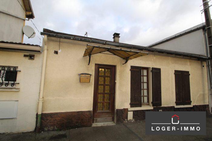 VenteMaison/VillaLE BOURGET93350Seine Saint DenisFRANCE