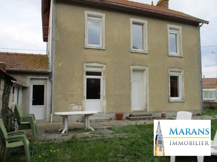 Maison ancienne rénovée - MARANS IMMOBILIER, Marans