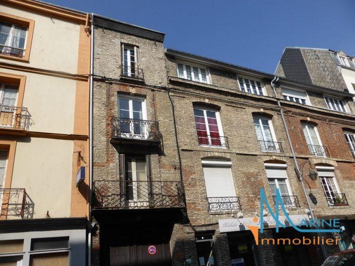 Immeuble à vendre Dieppe Plage Dieppe