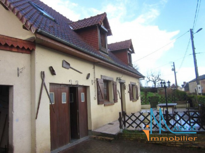 Maison à vendre Saint-Vaast-d'Équiqueville Sud de Dieppe