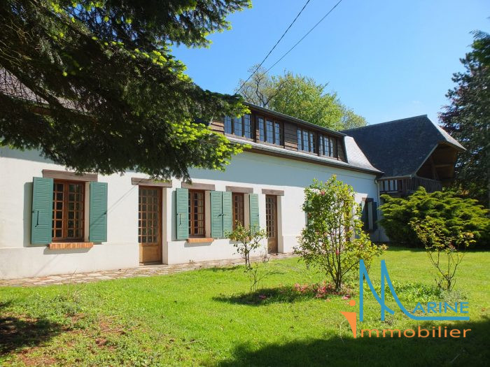 Maison Ancienne à vendre Luneray Ouest de Dieppe