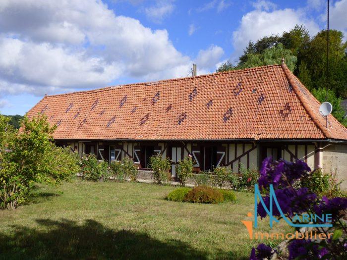 Maison à vendre Tourville-sur-Arques Ouest de Dieppe