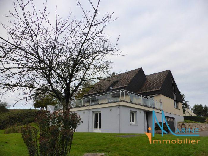 Maison d'Architecte à vendre Offranville Sud de Dieppe