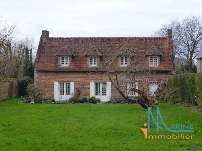 Maison à vendre Saint-Aubin-sur-Scie Sud de Dieppe