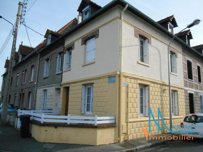 Maison Mitoyenne 1 côté à vendre Dieppe