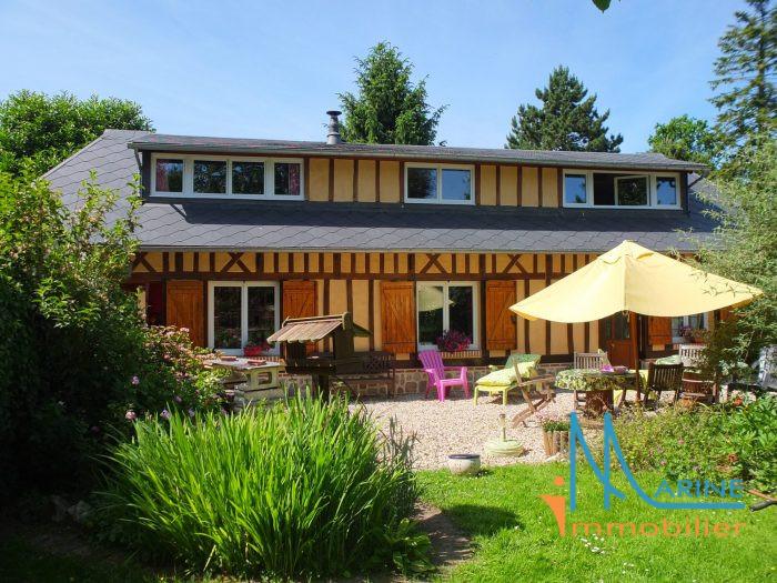 Maison à vendre Ouville-la-Rivière Ouest de Dieppe