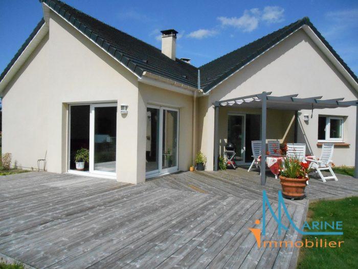 Maison Plain-pied à vendre Anneville-sur-Scie Sud de Dieppe