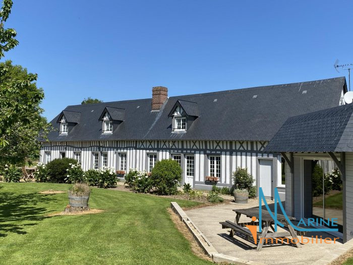 Maison Normande à vendre Luneray