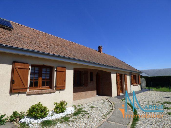 Maison Plain-pied à vendre Petit-Caux Est de Dieppe