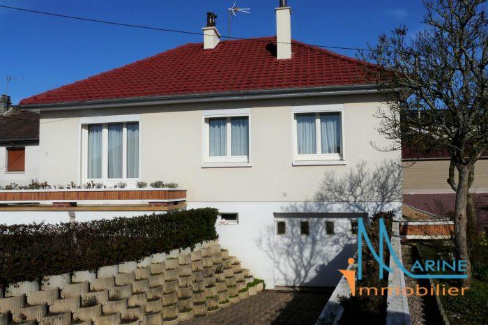Maison Plain-pied à vendre Saint-Nicolas-d'Aliermont