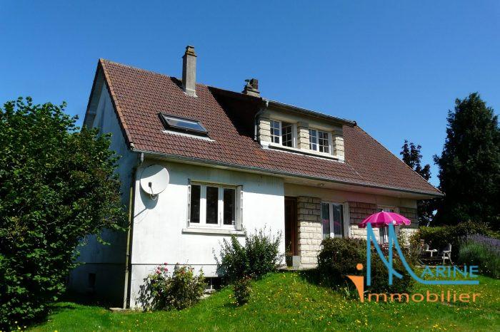 Maison Plain-pied à vendre Saint-Nicolas-d'Aliermont Sud de Dieppe