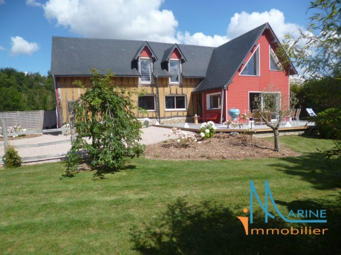 Maison Normande à vendre Anneville-sur-Scie