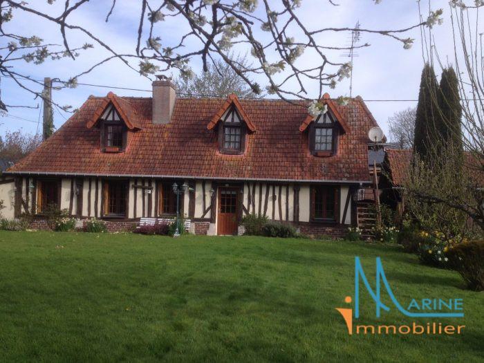 Maison Normande à vendre Dieppe
