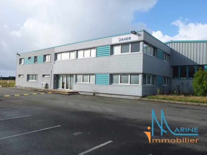 Local industriel à vendre Neuville-lès-Dieppe