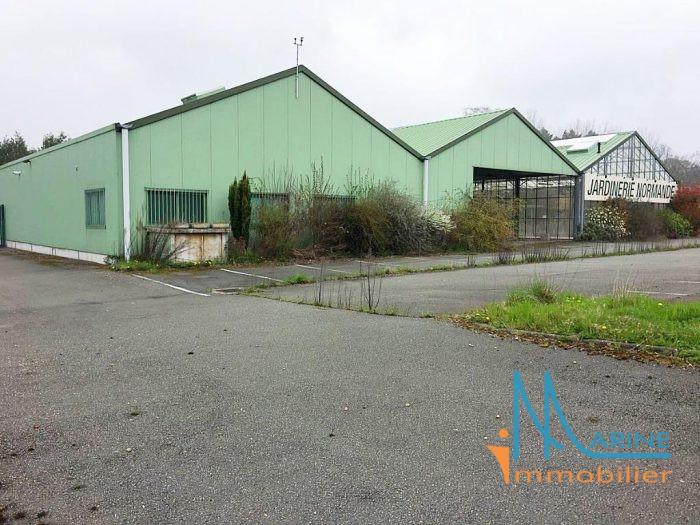 Local industriel à vendre Rouen