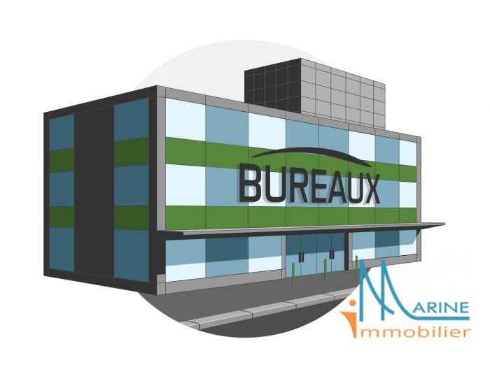 Immeuble de bureaux - Bureau de vente immobilier ...