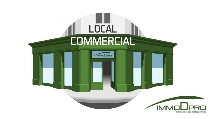 Local commercial à louer Dieppe Centre ville Dieppe