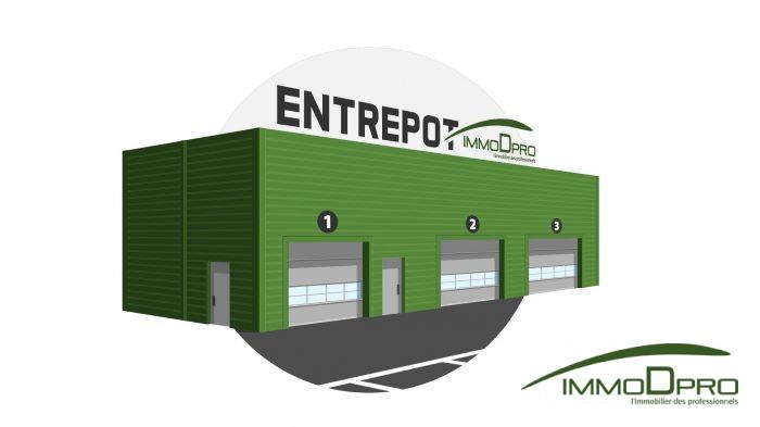 Entrepôt à louer Criquetot-sur-Longueville