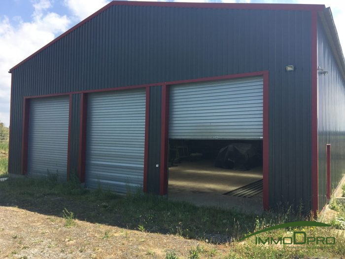 Local industriel à louer Criquetot-sur-Longueville