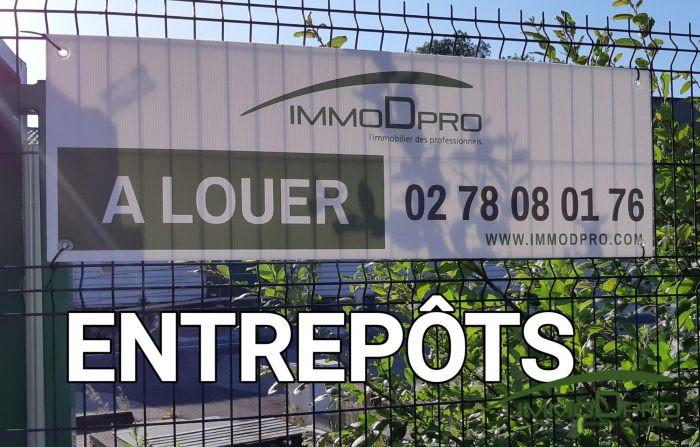 Local professionnel à louer Rouen droite