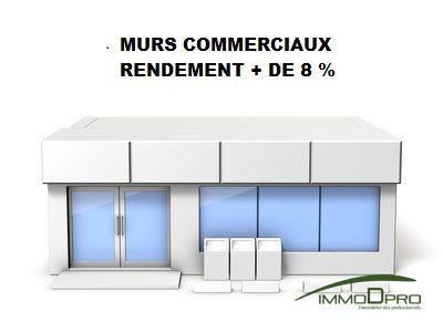 Murs commerciaux à vendre Dieppe Centre ville Dieppe
