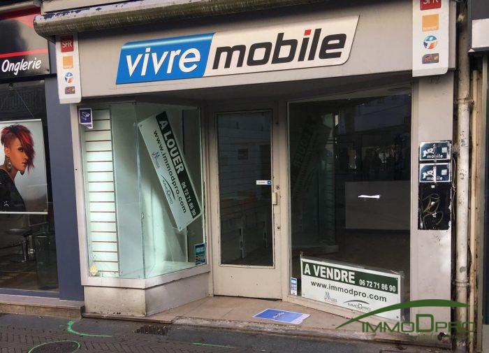 Local commercial à vendre Dieppe